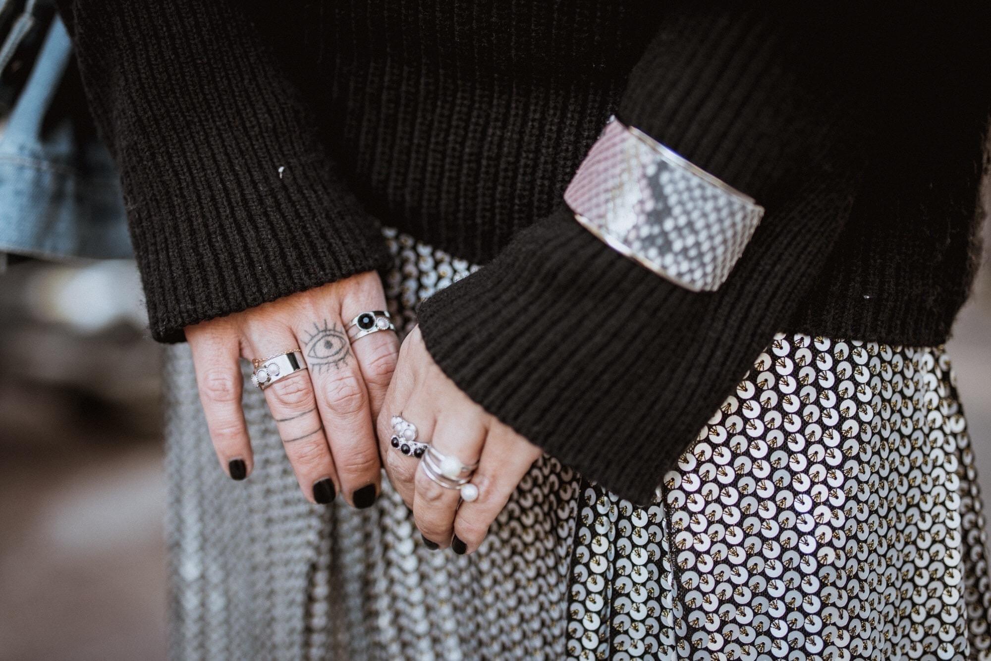 dorisknowsfashion blog mode beauté lifestyle jupe maje glitter