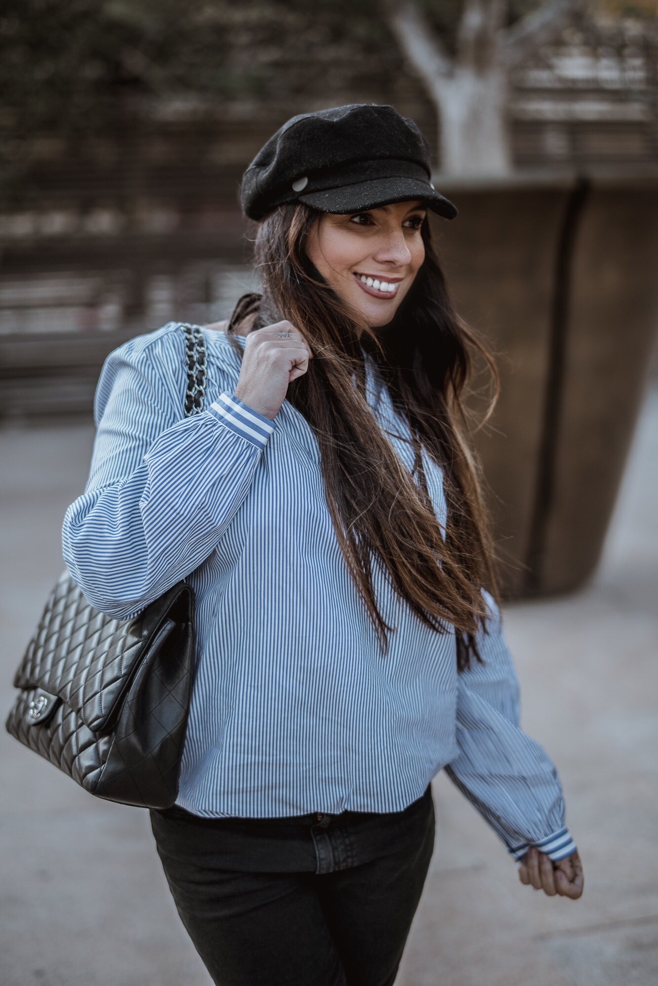 dorisknowsfashion blog mode casquette gavroche