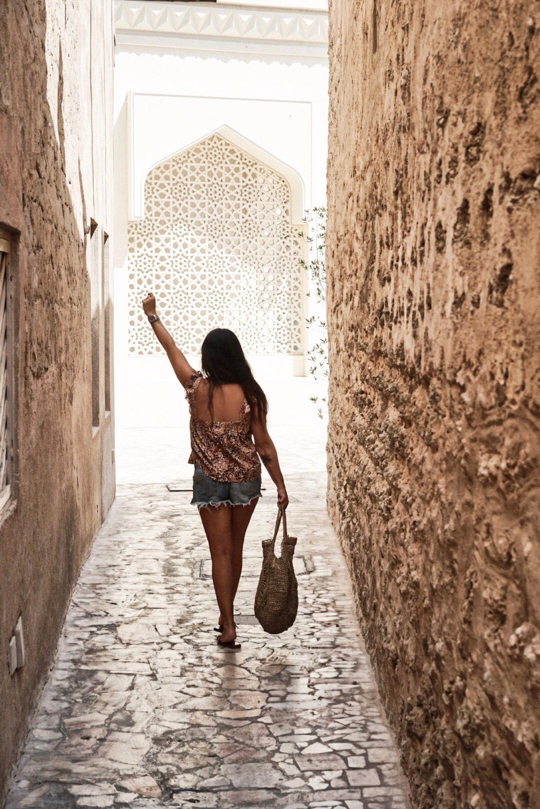 Dubai , le mélange des cultures