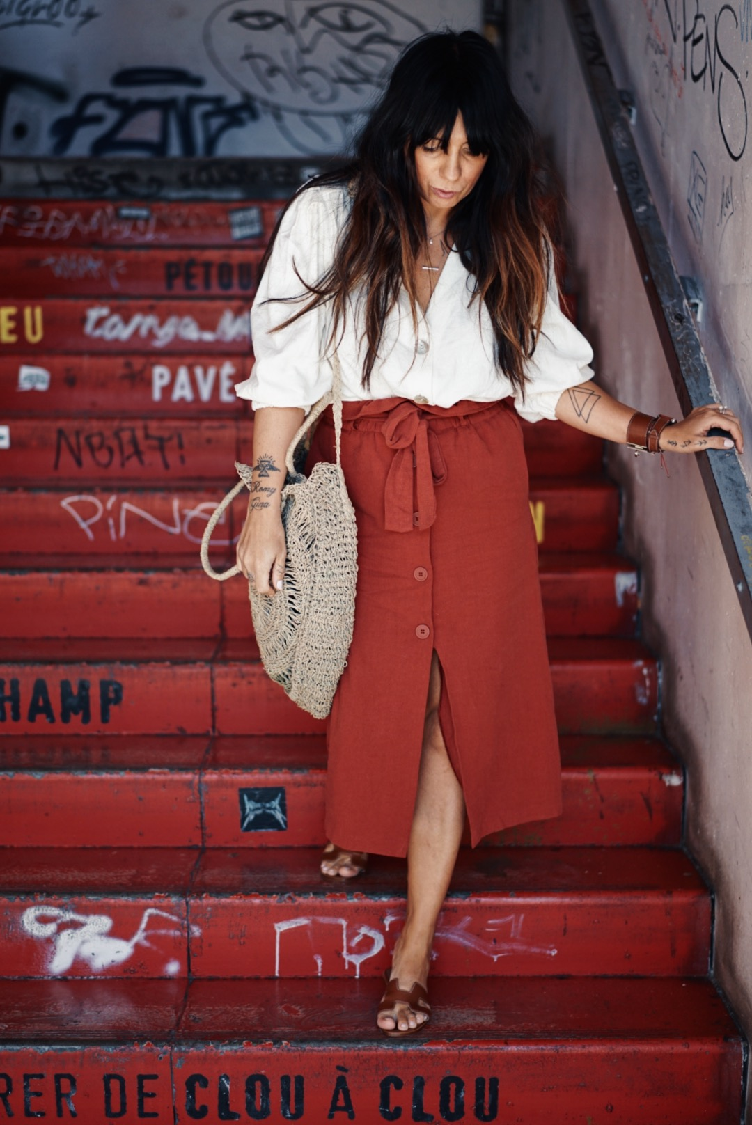 dorisknowsfashion blog mode look frange
