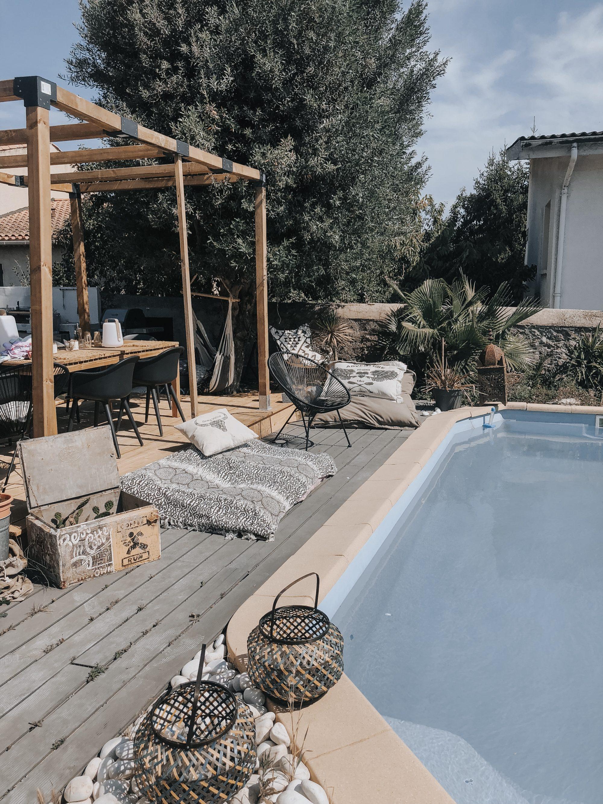 Mon projet de terrasse en bois avec Lapeyre