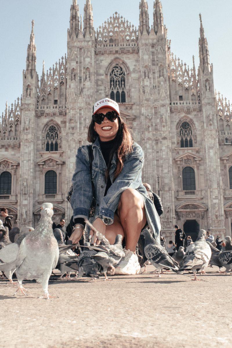 Milan family trip