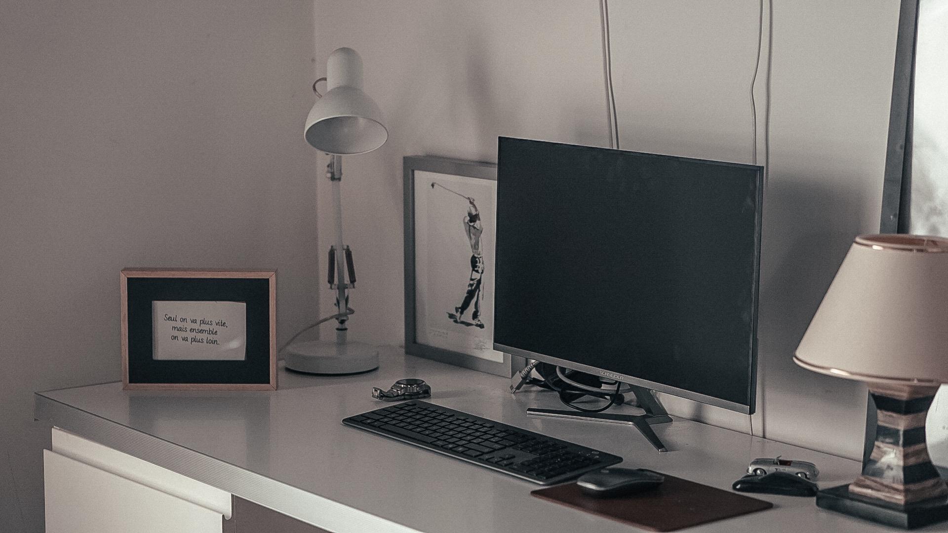 L'ordinateur tout en un Schneider