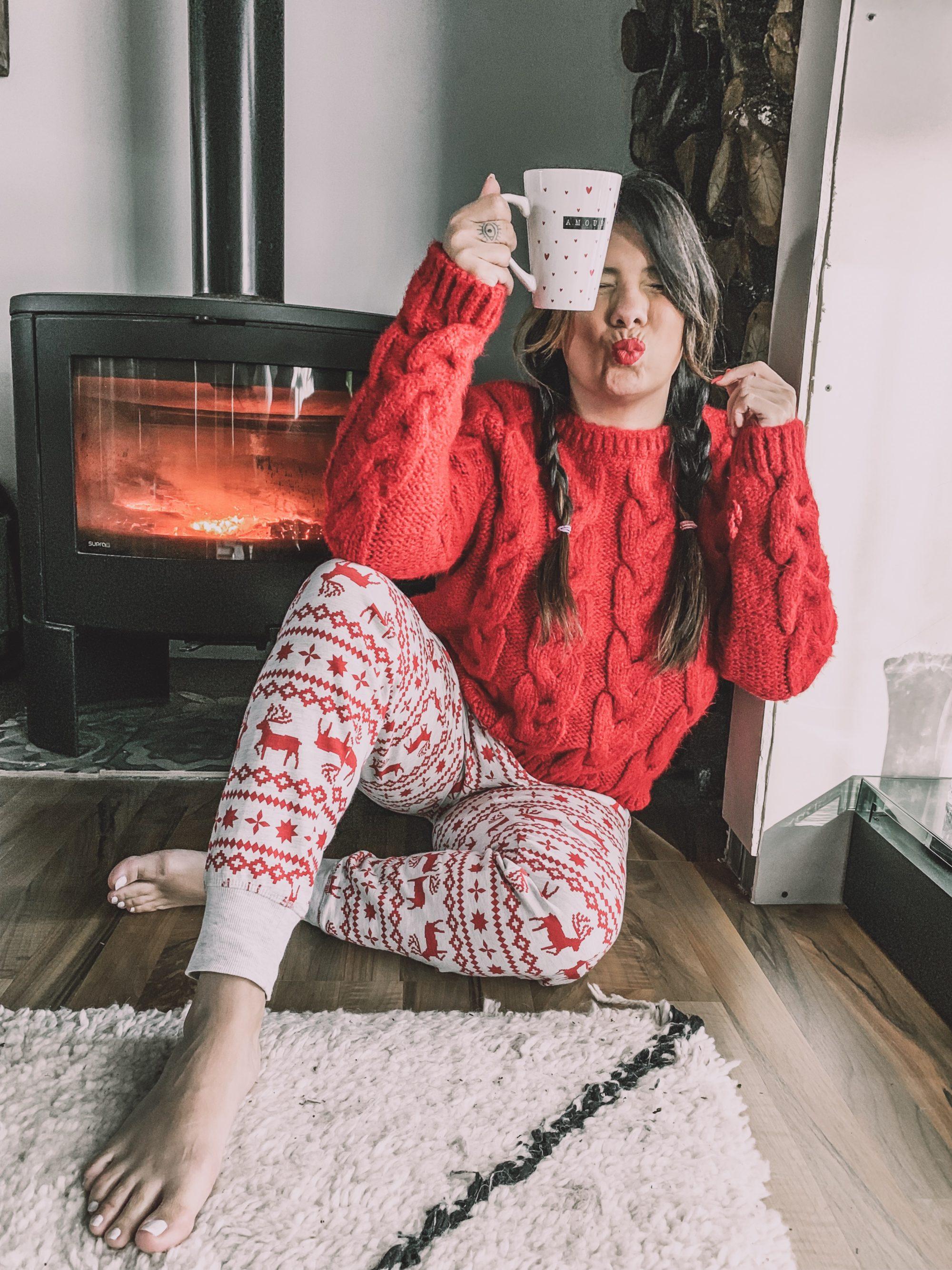 Le pyjama de Noel