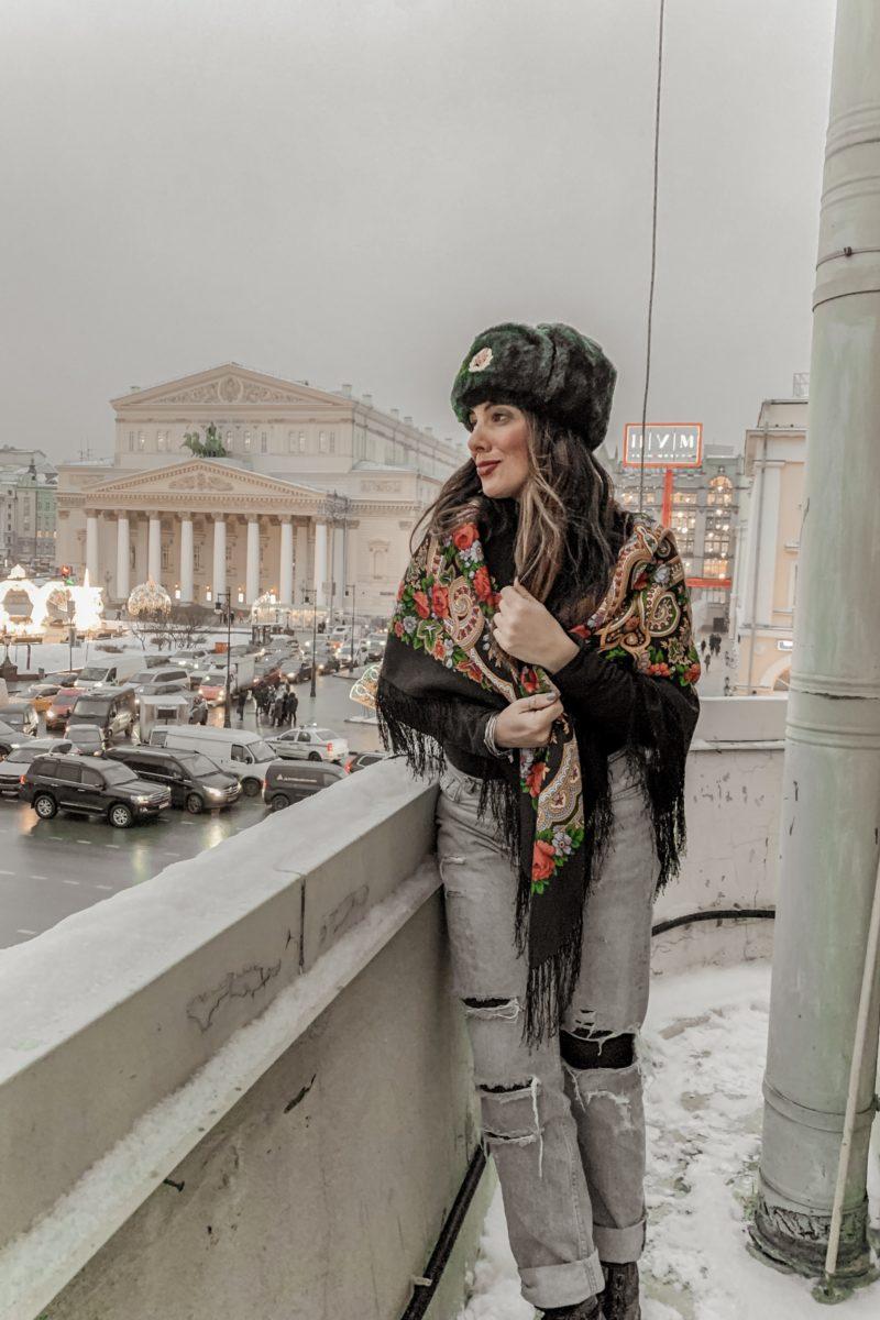 Le Metropol,l'hotel iconique  de Moscou